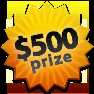 $500 badge